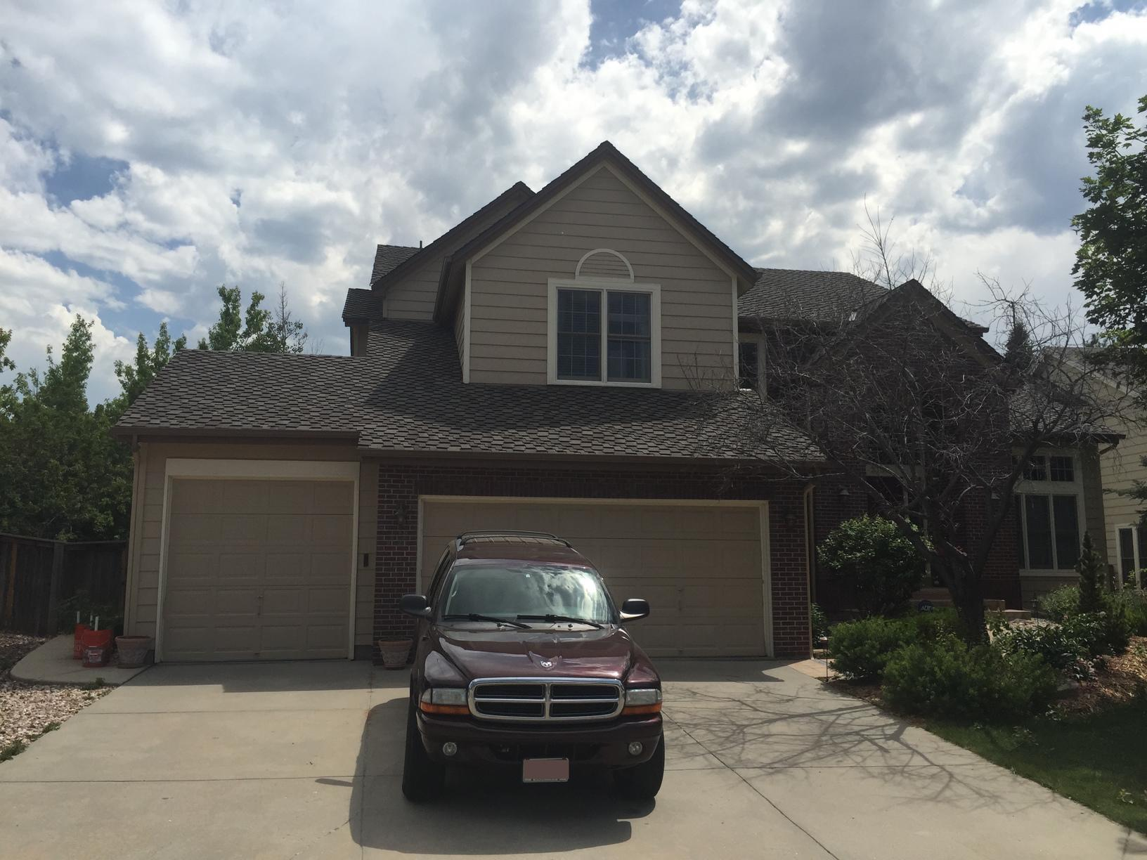 Highlands Ranch Two Story Roof Replacement in Littleton, CO - After Photo