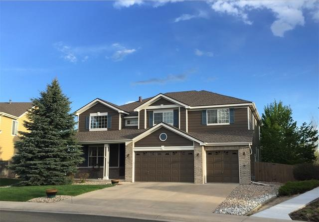 Eye-catching Curb Appeal - Roof Replacement in Parker, CO - After Photo
