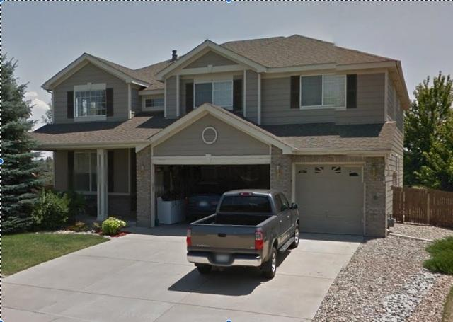Eye-catching Curb Appeal - Roof Replacement in Parker, CO - Before Photo