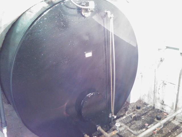 Water Storage Tank Restoration in East Granby, CT