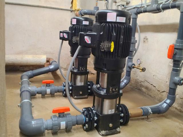 Cherry Brook Booster Pump Replacement in Canton, CT