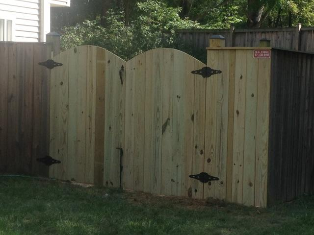 Fence Repair in Berryville, VA - After Photo