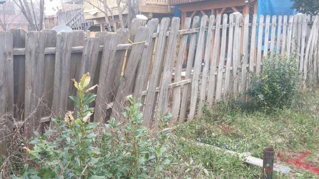 Wooden Privacy Fence Replacement in Front Royal, VA
