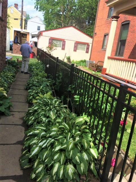 Riviera II Fence Installation in Aspinwall, PA - After Photo