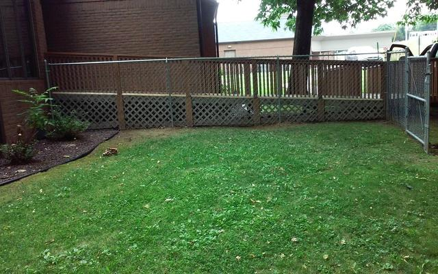 Chain Link Installation in Coraopolis, PA