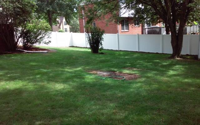 Vinyl Fence Installation in Beaver, PA