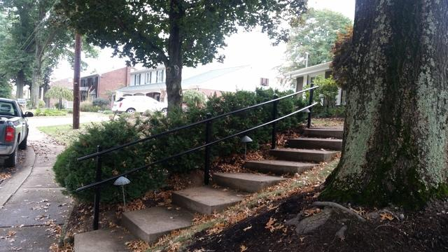 Continuous Handrail Installation in Pittsburgh, PA