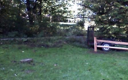 Cedar Split Rail Fence Installation in Sarver, PA