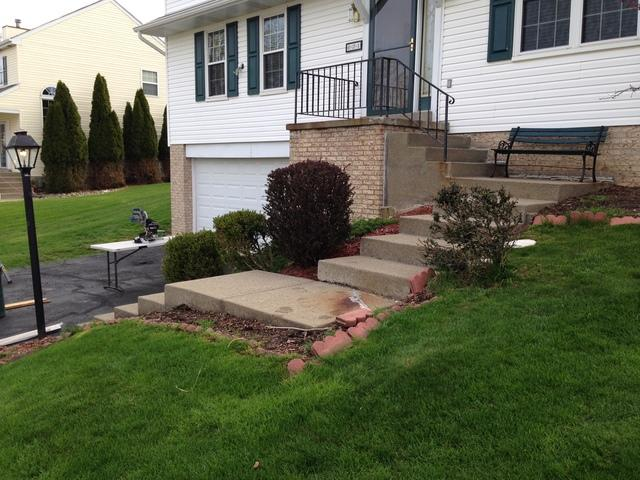Railing Replacement in Pittsburgh, PA