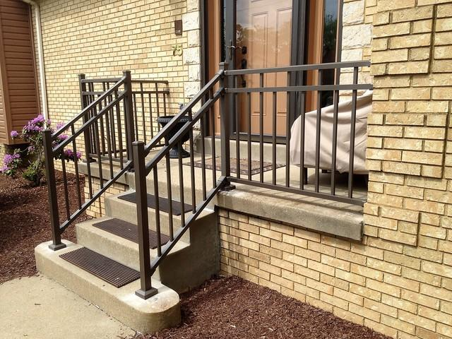 Pittsburgh, PA Railing Replacement