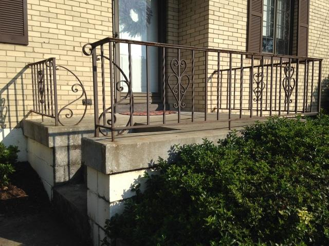 Railing Replacement in McCandless, Pa