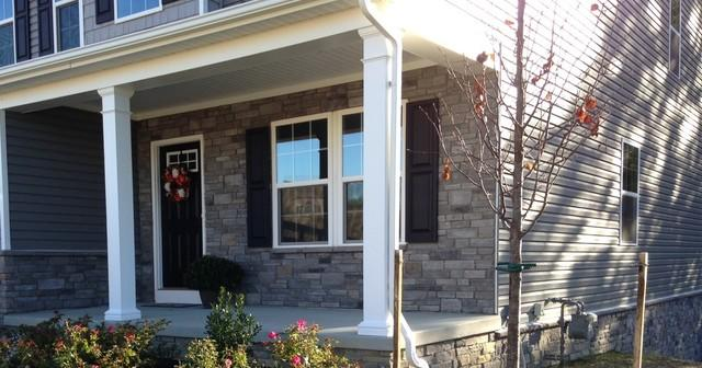 Majestic Vinyl Railing Installation in Clinton, PA