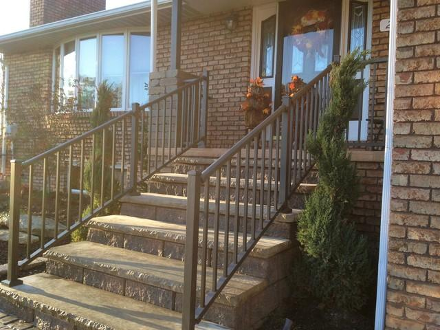Aluminum Railing Installation in Burgettstown, PA - After Photo
