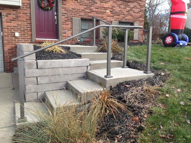 Continuous Handrail Installation in Cranberry, PA