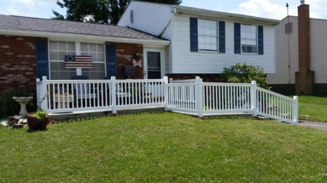 White Vinyl  Railing Installation in Conway, PA