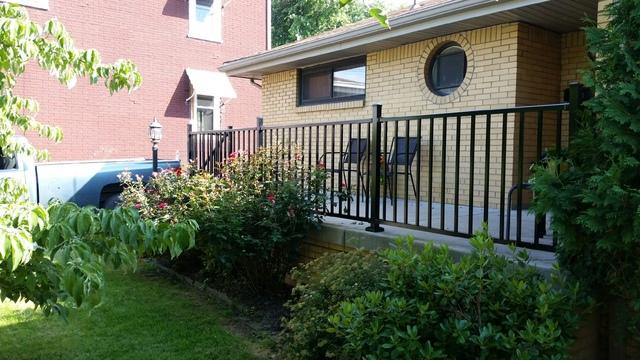 Black Aluminum Railing Replacement in Carnegie ,PA