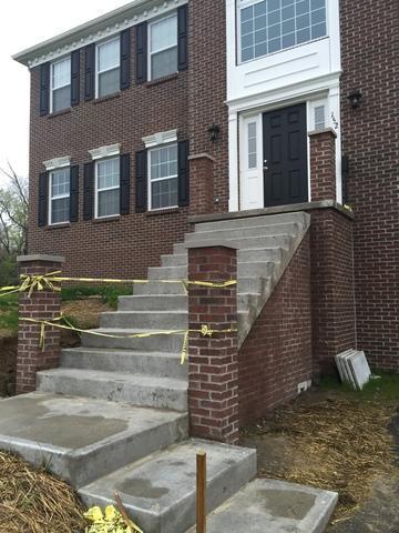 Black Aluminum Handrail Installation in Oakdale, PA
