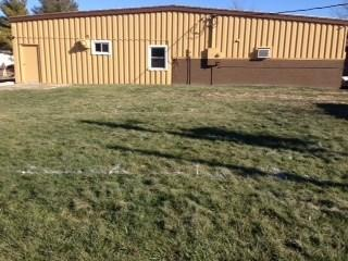Chain Link Fence Installed in Collinsville, IL - Before Photo