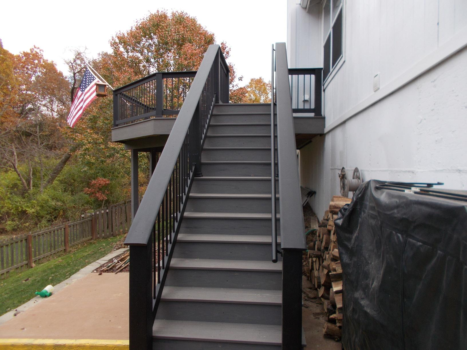 Deck Replacement in Ellisville, MO - After Photo