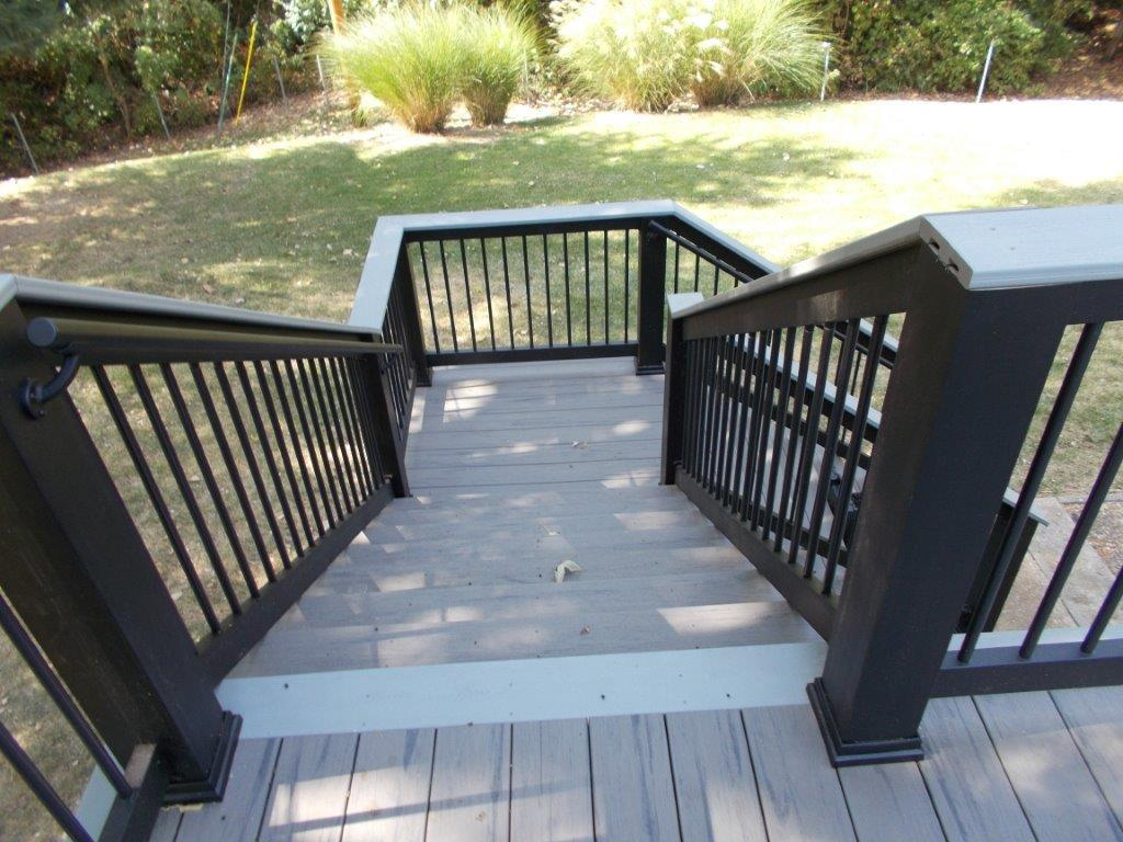 Refurbished Deck in Hazelwood, MO - After Photo