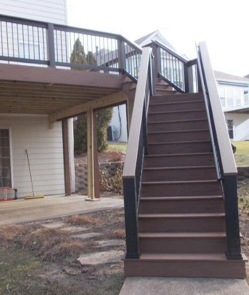 Timbertech Deck Transformation - Hazelwood, MO - After Photo