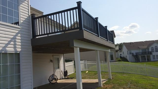 Deck Installation in Troy, MO