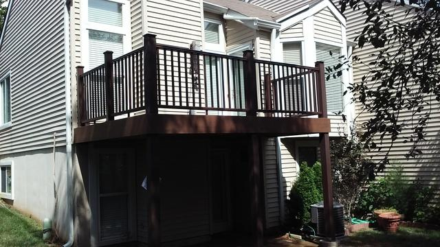 Deck Replacement in Ballwin, MO - After Photo