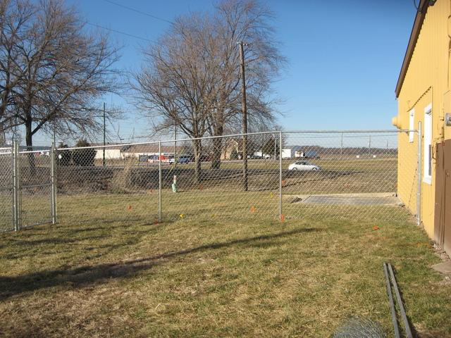 Chain Link Fence Installed in Collinsville, IL
