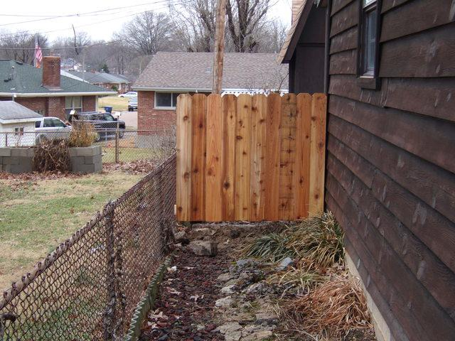 St Louis, MO Fence & Gate Replacement
