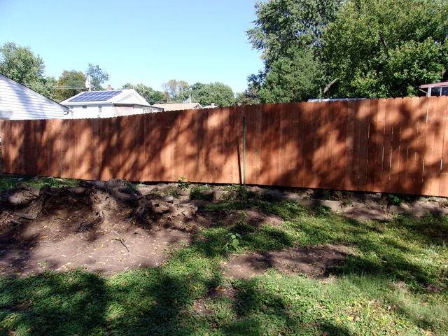Wood Fence Installation in St John, MO