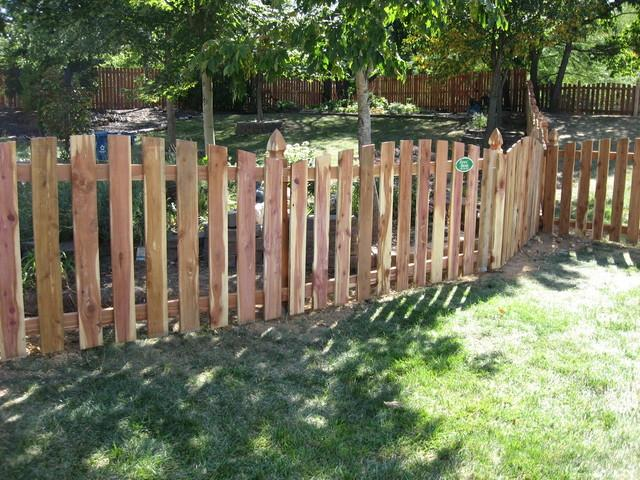 Godfrey, IL Wood Fence Replacement