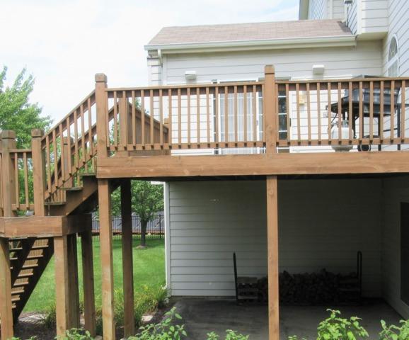 Timbertech Deck Transformation - Hazelwood, MO