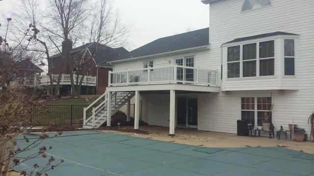 Deck Installation in Weldon Springs, MO - After Photo