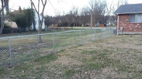 Chain Link Fence Installation in Valley Park, MO