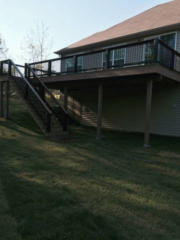 St Charles, MO New Deck Installation