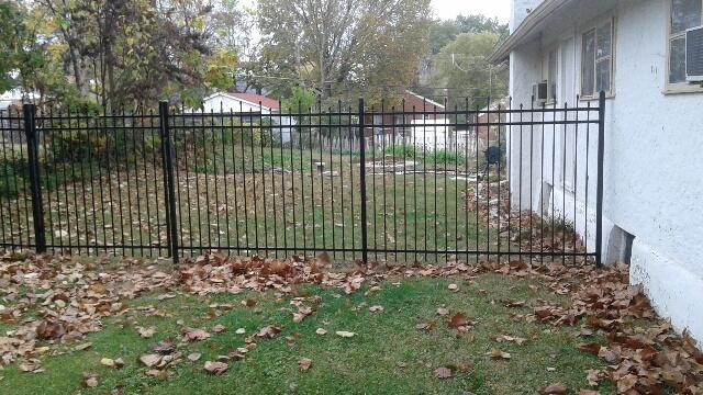 Metal Fence Installation in University City, MO