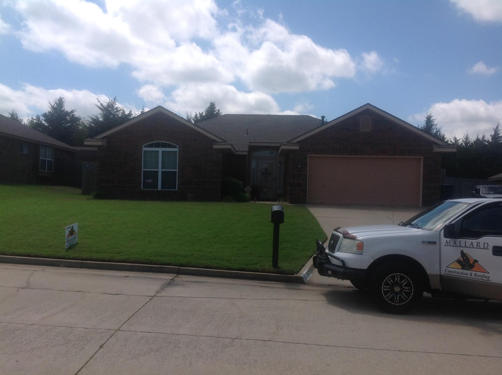 Shawnee, OK Roof Replacement - After Photo