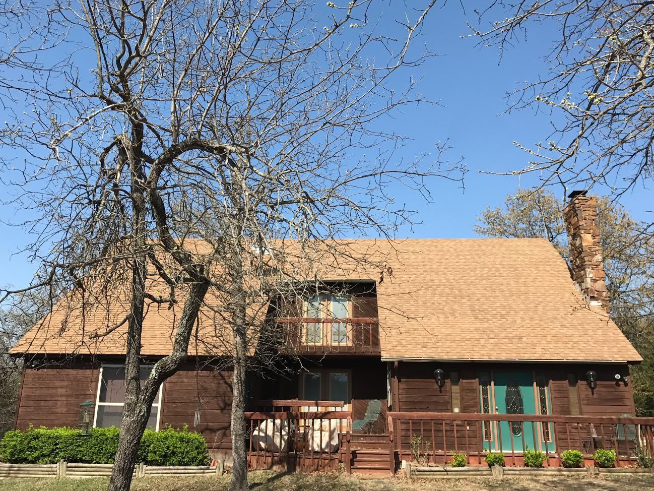McAlester, OK Roof Replacement - Before Photo