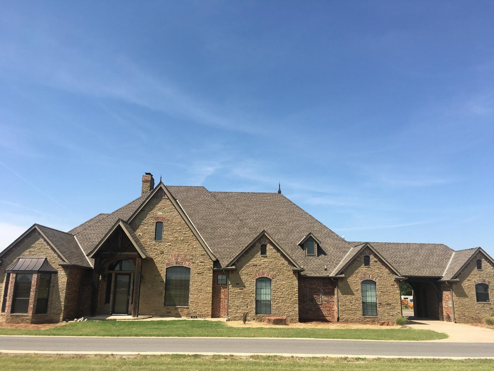 Guthrie, OK Roof Replacement - After Photo