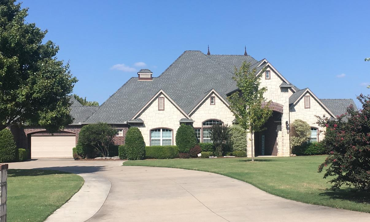 Broken Arrow, OK Roof Replacement - After Photo