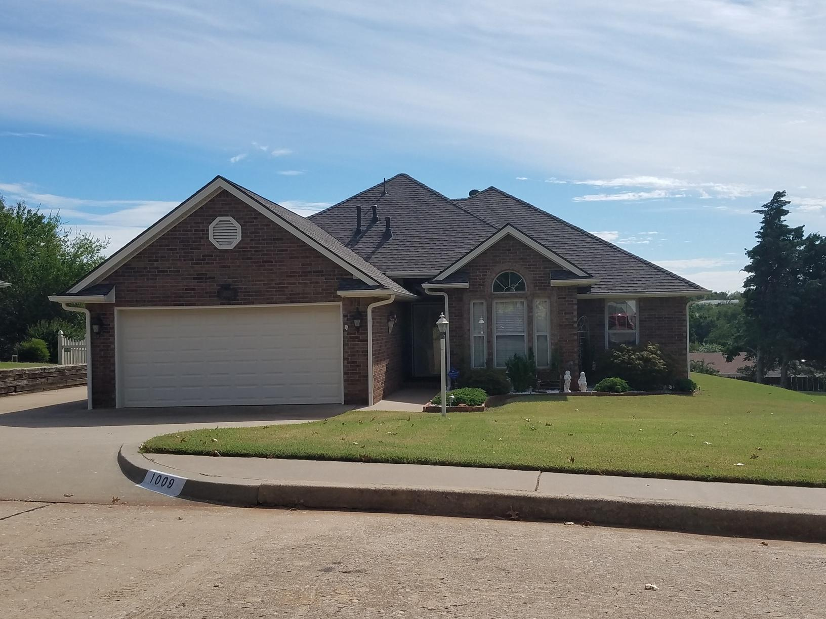 Roof Replacement in Guthrie, OK - After Photo