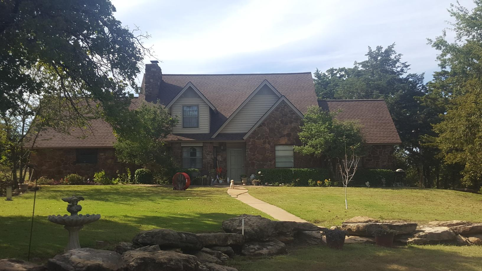 Cushing, OK Roof Replacement - After Photo