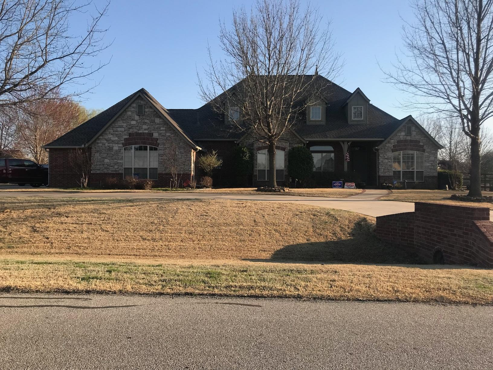 New Roof Installation in Broken Arrow - After Photo