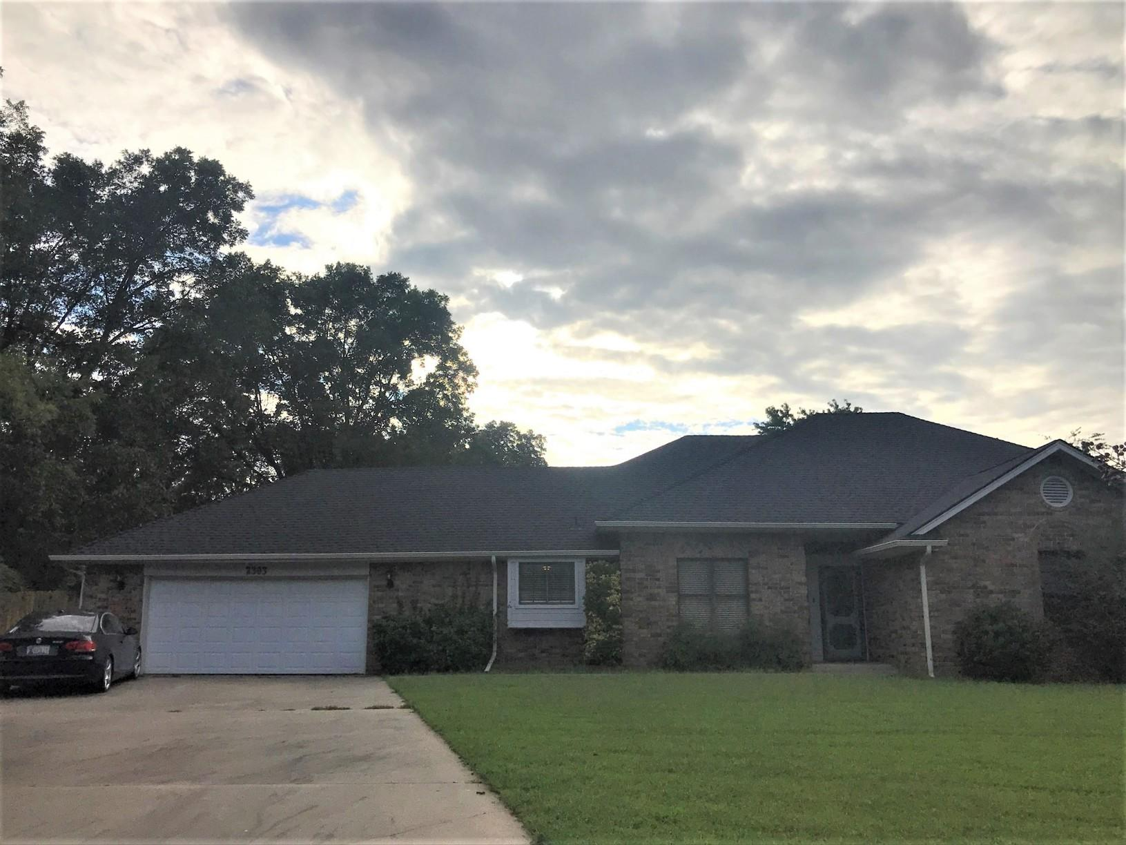 New Roof Install in Seminole, OK - After Photo
