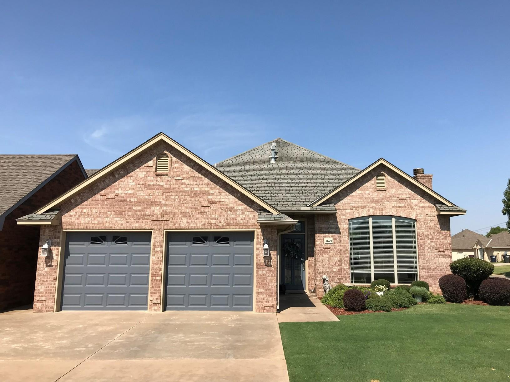 New Roof Replacement in Enid, OK - Before Photo
