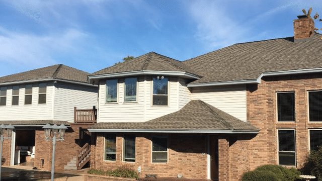 Gorgeous Roof Replacement in Mustang, OK
