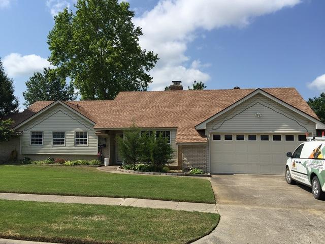 Roof Replacement in McAlester