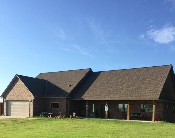 Roof Replacement in Washington, OK.