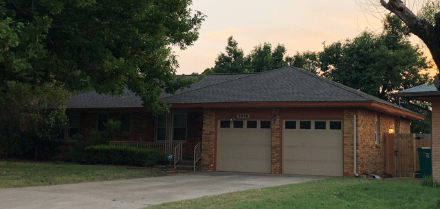 Home Roof Replaced in Oklahoma City, OK