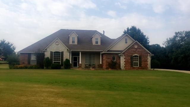 Choctaw, OK - New Roof Installation